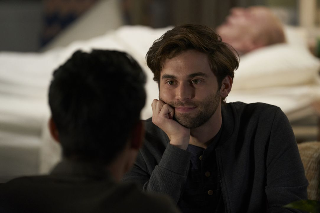 Dr. Levi Schmitt (Jake Borelli) - Bildquelle: Lisa Rose 2020 American Broadcasting Companies, Inc. All rights reserved. / Lisa Rose