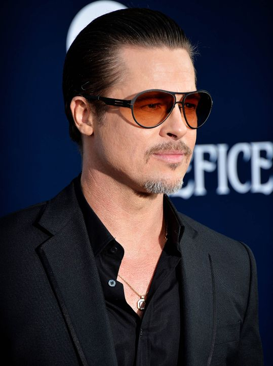 Maleficent-Brad-Pitt-14-05-28-2-getty-AFP - Bildquelle: getty-AFP