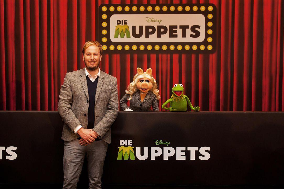 muppets-fotocall-berlin-04-hanna-boussouar-walt-disney-companyjpg 1900 x 1266 - Bildquelle: Hanna Boussouar/Walt Disney Company