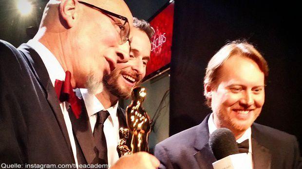 Oscars-The-Acadamy-25-instagram-com-theacadamy - Bildquelle: instagram.com/theacademy