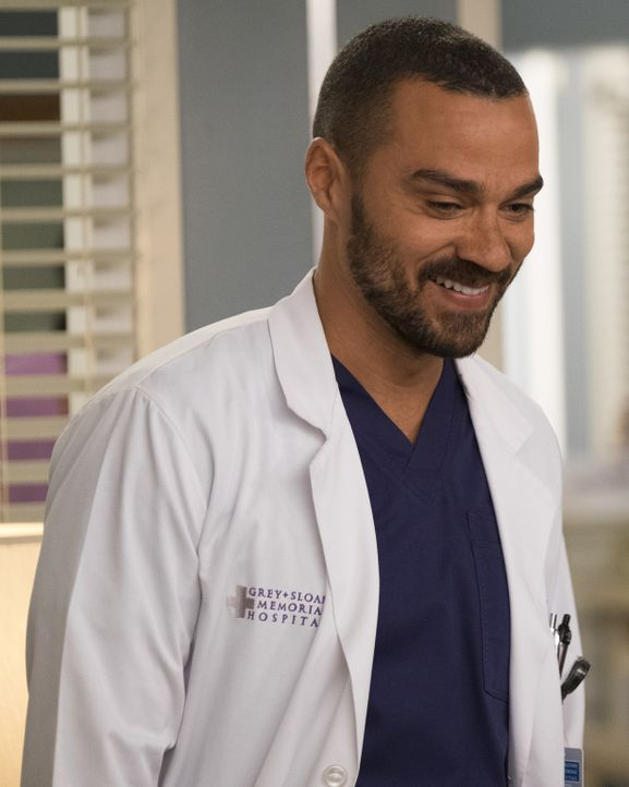 Dr. Jackson Avery (Jesse Williams) - Bildquelle: John Fleenor ABC Studios/John Fleenor