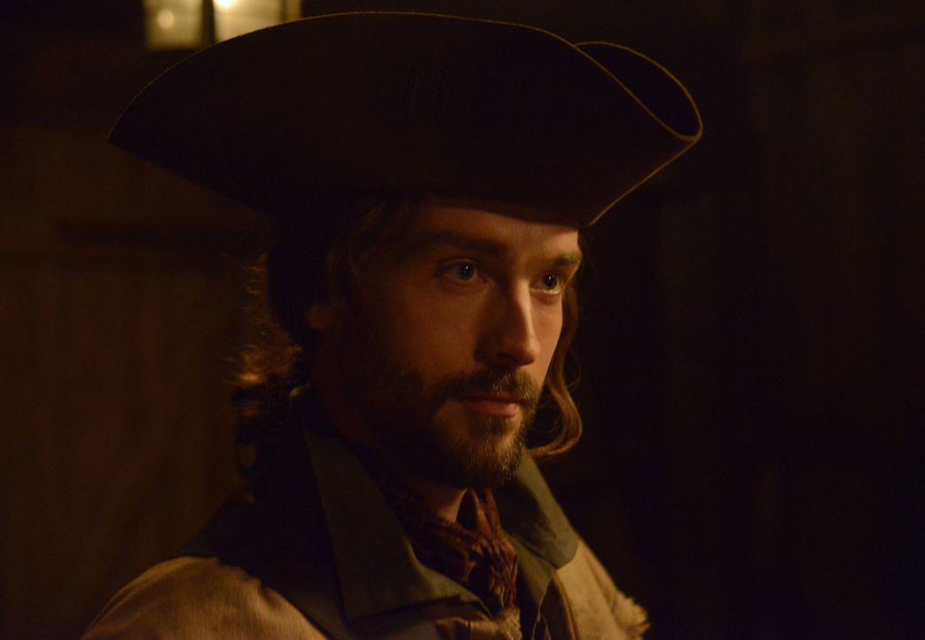 Eine neue Aufgabe wartet auf Ichabod (Tom Mison) ... - Bildquelle: 2013 Twentieth Century Fox Film Corporation. All rights reserved.