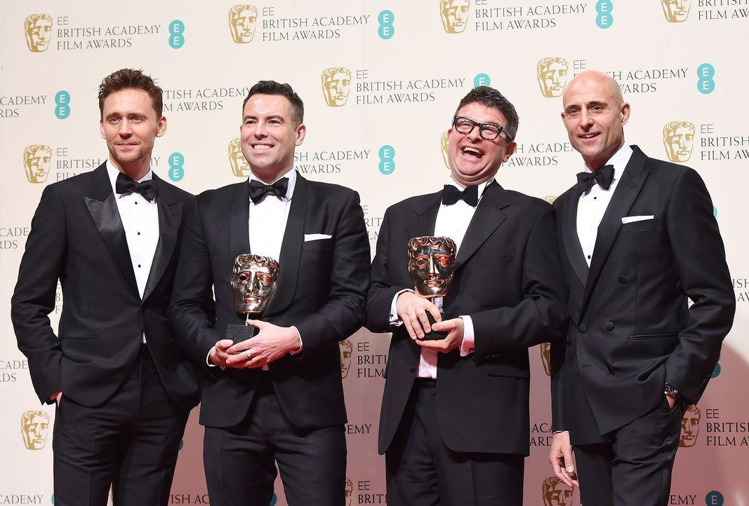 BAFTA-Pride-15-02-08-dpa - Bildquelle: dpa