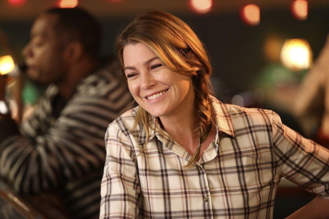 Meredith (Ellen Pompeo) kann dank Callie ihre Probleme für einen Moment vergessen ... - Bildquelle: ABC Studios