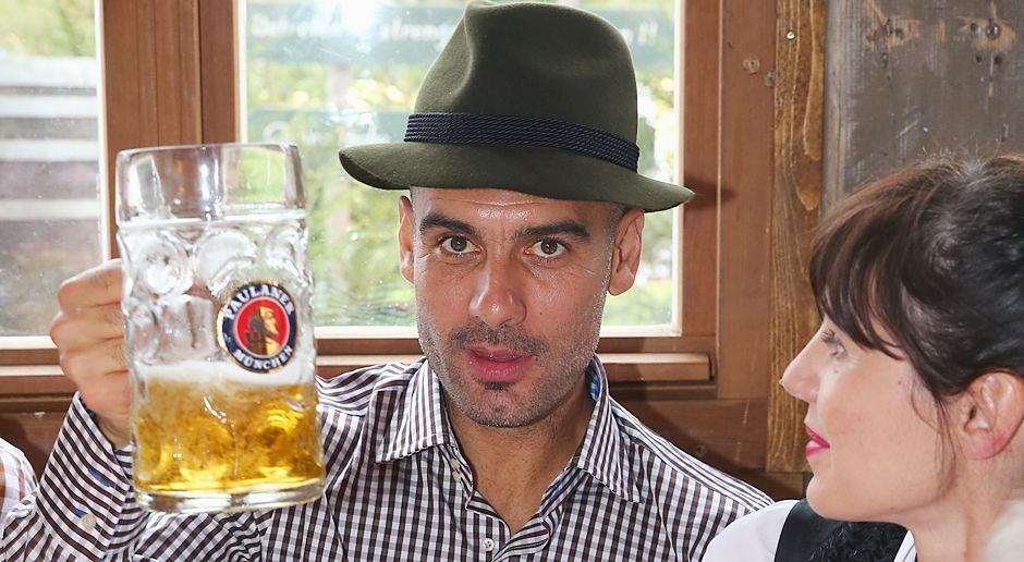 Pep-Guardiola-oktoberfest-wiesn-13-10-06-1-dpa - Bildquelle: dpa