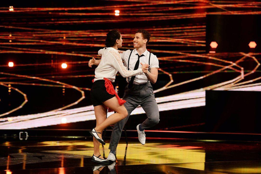 Got-To-Dance-Daniel-und-Claire-05-SAT1-ProSieben-Willi-Weber - Bildquelle: SAT.1/ProSieben/Willi Weber