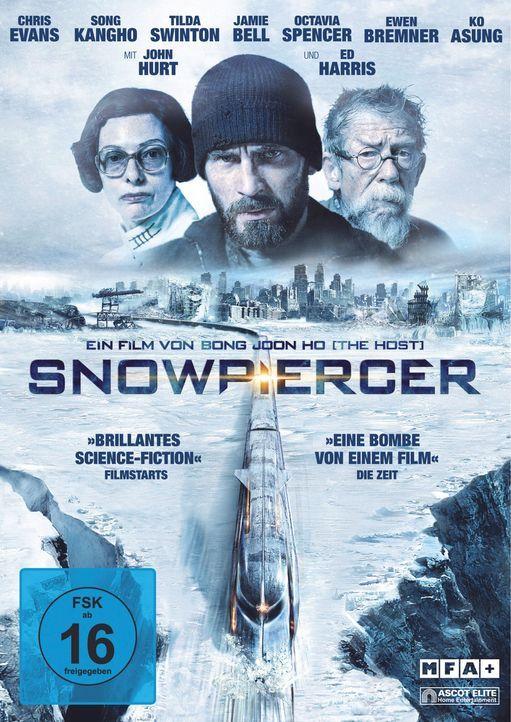 SNOWPIERCER - Plakat - Bildquelle: 2013 ASCOT ELITE Home Entertainment GmbH. Alle Rechte vorbehalten