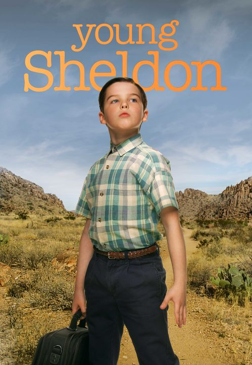 (3. Staffel) - Young Sheldon - Artwork - Bildquelle: Warner Bros.