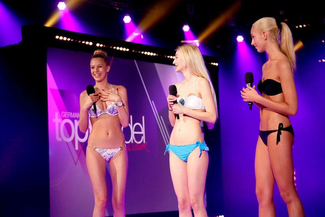 GNTM-Stf10-Epi03-Bikiniwalk-Muc-10-ProSieben-Richard-Huebner - Bildquelle: ProSieben/Richard Hübner