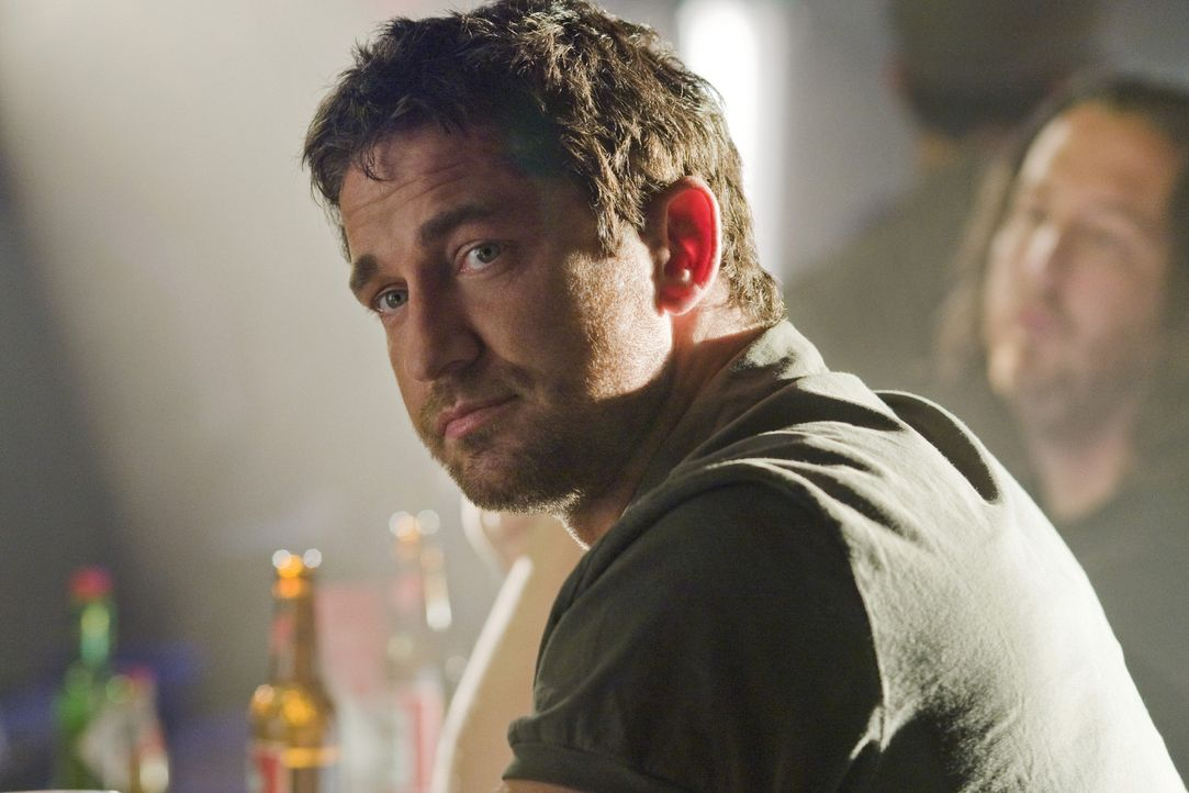 Weiß, wie man Frauen um den kleinen Finger wickelt: Mike (Gerard Butler) ... - Bildquelle: 2009 Columbia Pictures Industries, Inc. and Beverly Blvd LLC. All Rights Reserved.