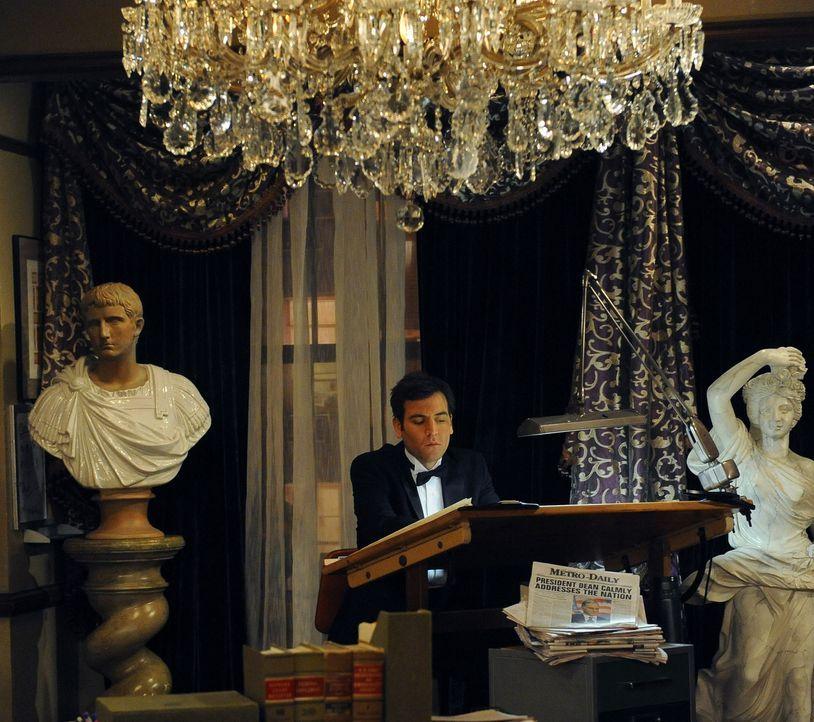 Das Jahr 2006 in der Vorstellung von Ted (Josh Radnor) ... - Bildquelle: 20th Century Fox International Television
