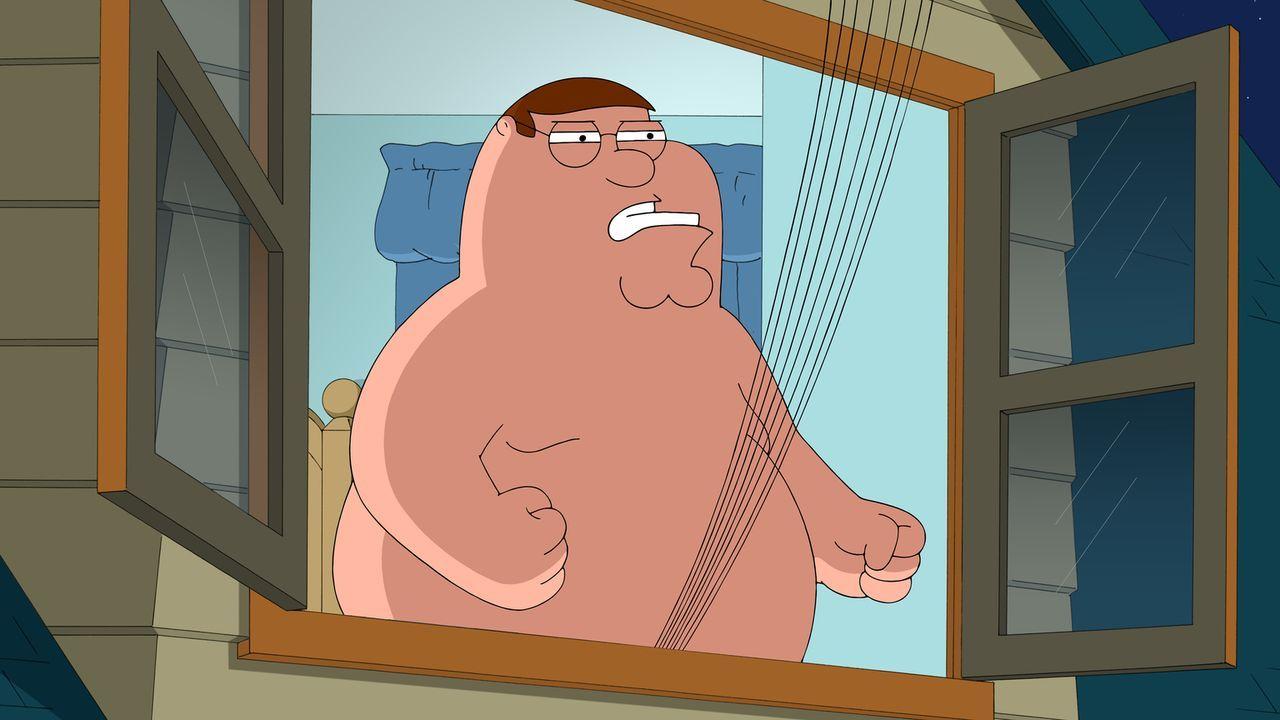 Peter hat seinen Job verloren und jetzt verdient Lois das Geld. Für Peter ist das ein großes Problem, dass er nicht mehr der Brötchenverdiener ist -... - Bildquelle: 2014 Twentieth Century Fox Film Corporation. All rights reserved.