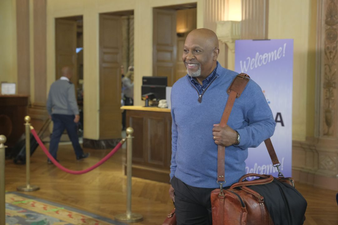Dr. Richard Webber (James Pickens Jr.) - Bildquelle: Tony Rivetti 2019 American Broadcasting Companies, Inc. All rights reserved. / Tony Rivetti