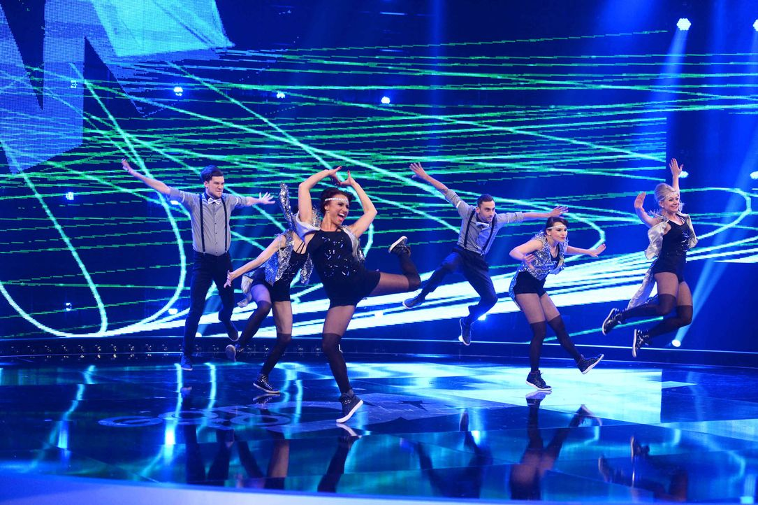 Got-To-Dance-CreaTionZ-01-SAT1-ProSieben-Willi-Weber - Bildquelle: SAT.1/ProSieben/Willi Weber