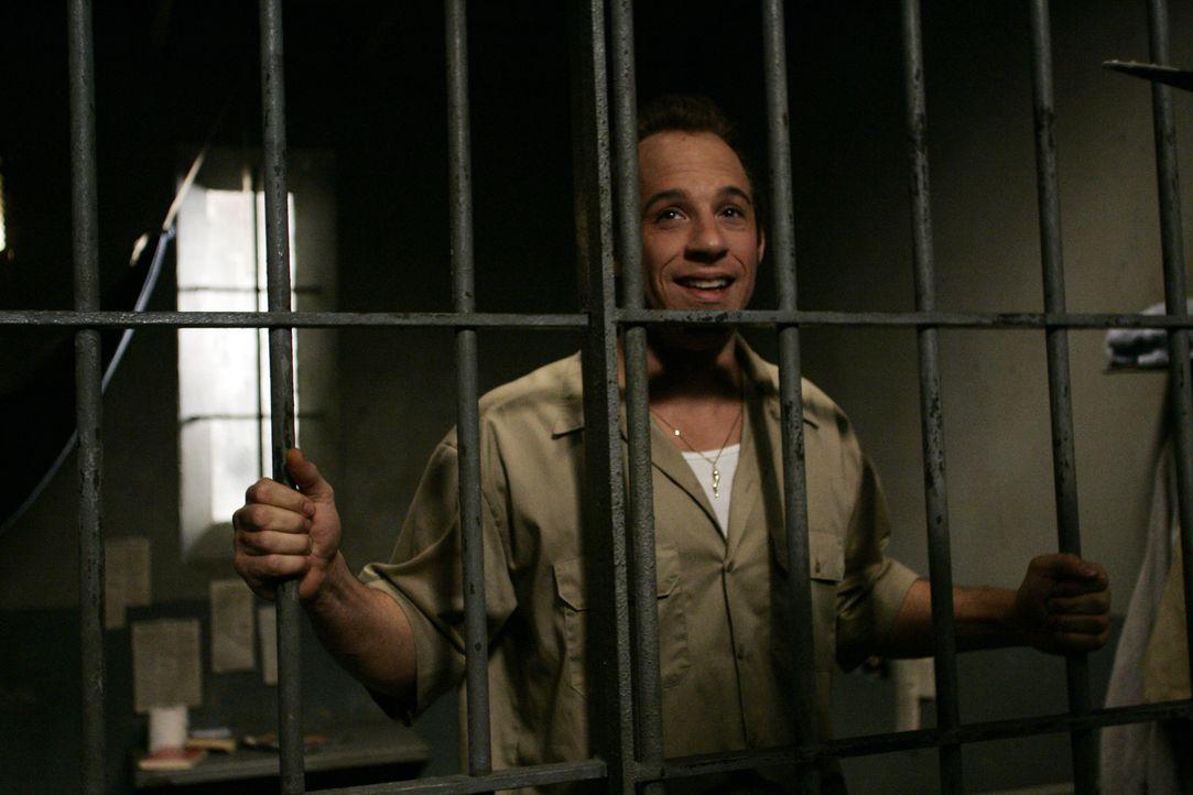 Dass Mafiosi Jack DiNorsio (Vin Diesel) vor Gericht gegen seine Familie und seine Partner aussagen soll, findet er lächerlich. Also beschließt er, s... - Bildquelle: 2006 Yari Film Group Releasing, LLC