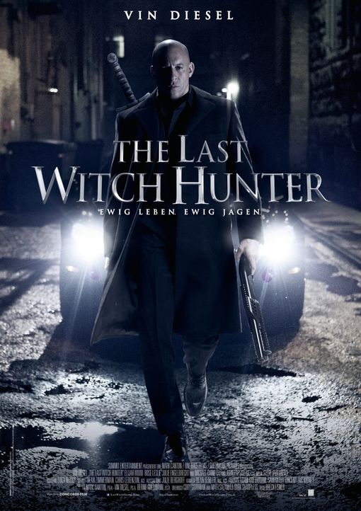 The Last Witch Hunter - Plakat - Bildquelle: 2015 Concorde Filmverleih GmbH