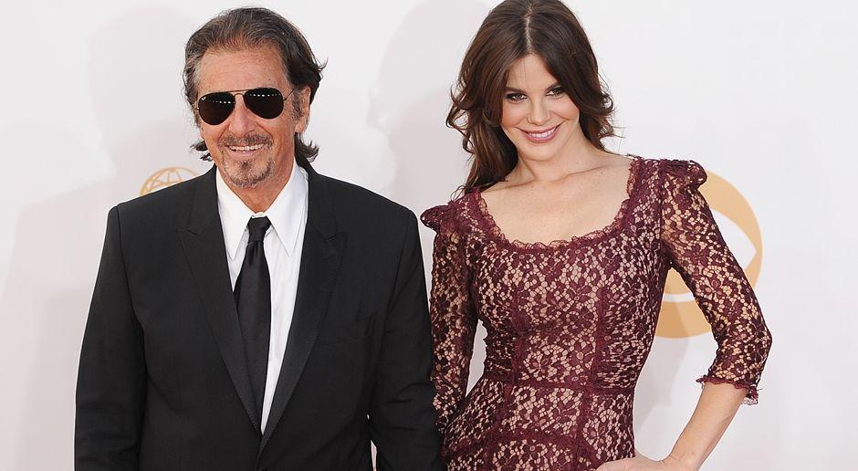 Emmy-Awards-Al-Pacino-Lucila-Sola-13-09-22-AFP - Bildquelle: AFP