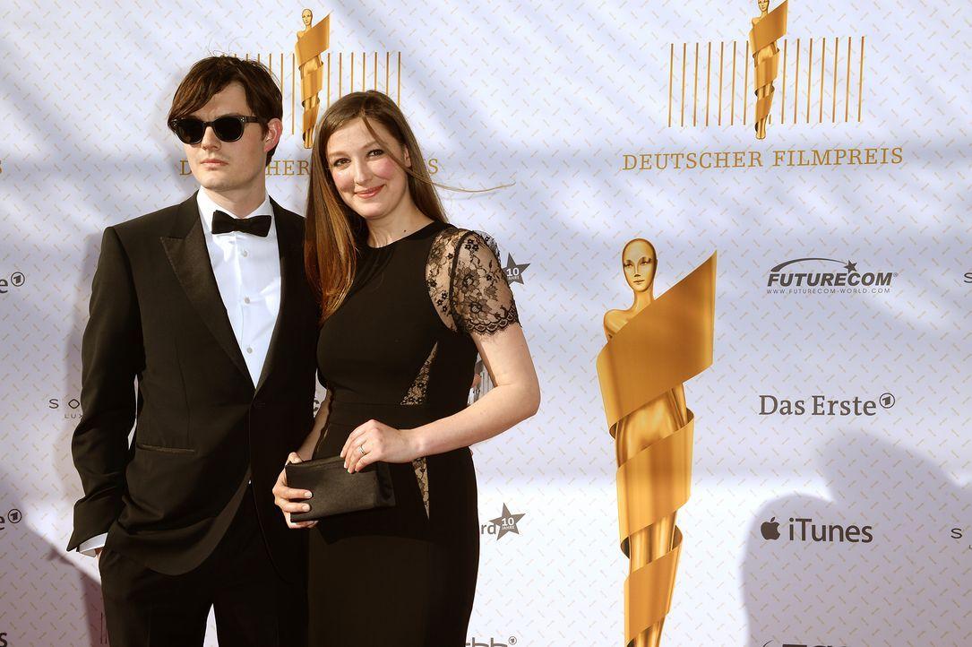 Deutscher-Filmpreis-Lola-Alexandra-Maria-Lara-Sam-Riley-140509-dpa - Bildquelle: dpa