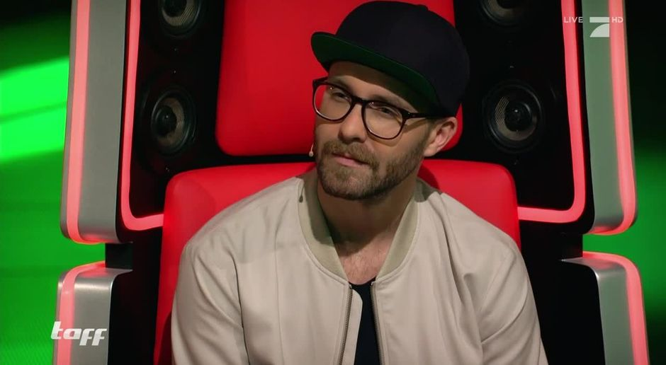 Mark Forster Als Neuer Coach Bei The Voice Of Germany