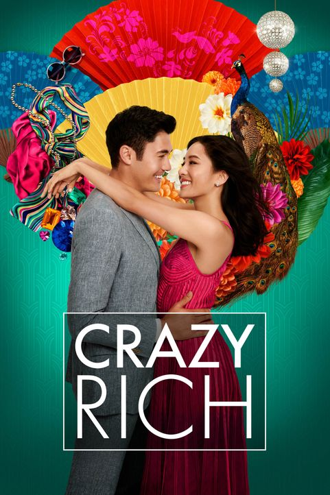 Crazy Rich - Artwork - Nick Young (Henry Golding, l.); Rachel Chu (Constance Wu, r.) - Bildquelle: Warner Bros. Entertainment Inc. and Kimmel Distribution LLC.