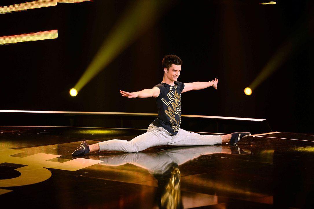Got-To-Dance-Markus-01-SAT1-ProSieben-Willi-Weber - Bildquelle: SAT.1/ProSieben/Willi Weber