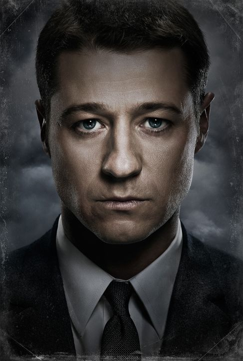 Detective James Gordon (Benjamin McKenzie) - Bildquelle: Warner Bros. Entertainment, Inc.