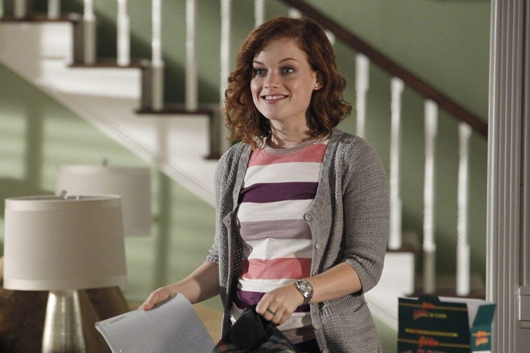 Plant für ihren sechzehnten Geburtstag ein einfaches Treffen bei sich zu Hause. Doch Dallas überredet sie dazu, eine extravagante Mega-Party zu or... - Bildquelle: Warner Bros. Television