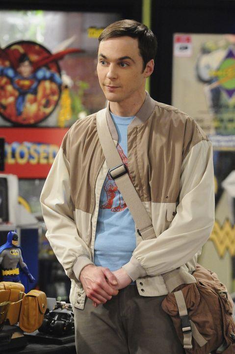 Bringt Leonard an den Rand der Verzweiflung: Sheldons (Jim Parsons) ... - Bildquelle: Warner Bros. Television