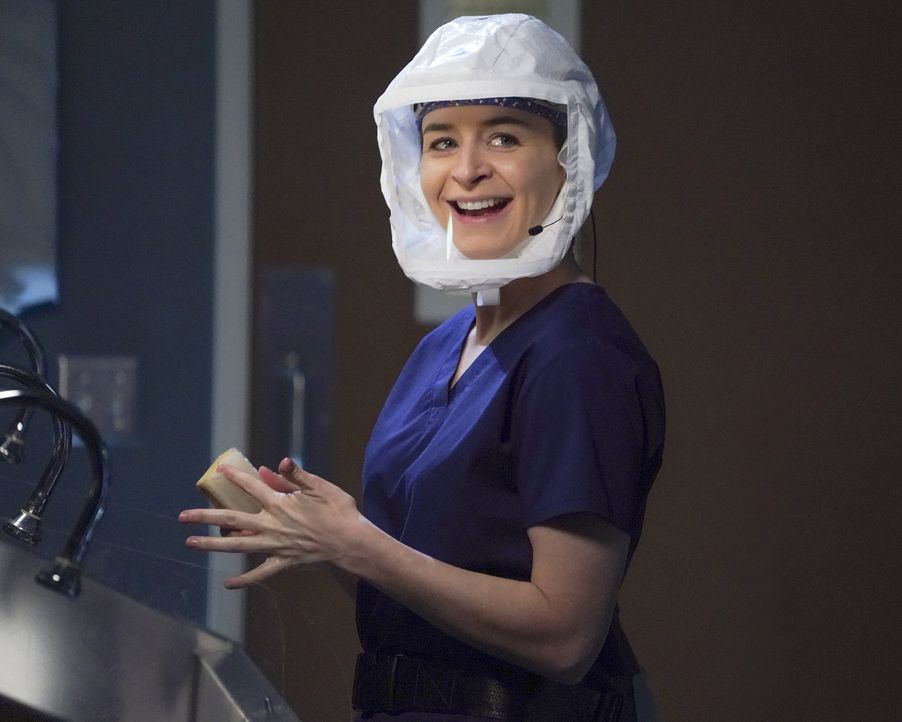 Dr. Amelia Shepherd (Caterina Scorsone) - Bildquelle: Richard Cartwright 2021 American Broadcasting Companies, Inc. All rights reserved. / Richard Cartwright