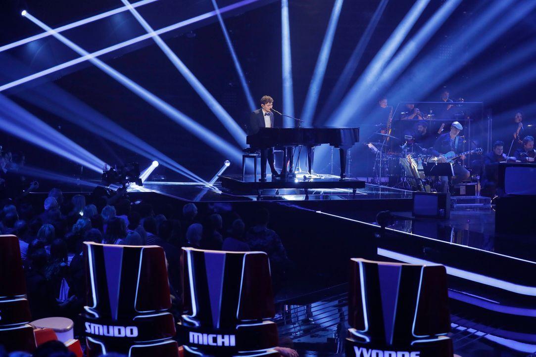 TVOG_Halbfinale__36I8424 - Bildquelle: ProSieben/SAT.1/Richard Hübner