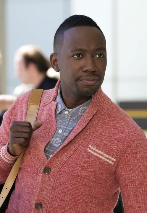 Was für Pläne hat Winston (Lamorne Morris) über die Feiertage? - Bildquelle: 2014 Twentieth Century Fox Film Corporation. All rights reserved.