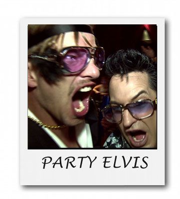 Party-Elvis