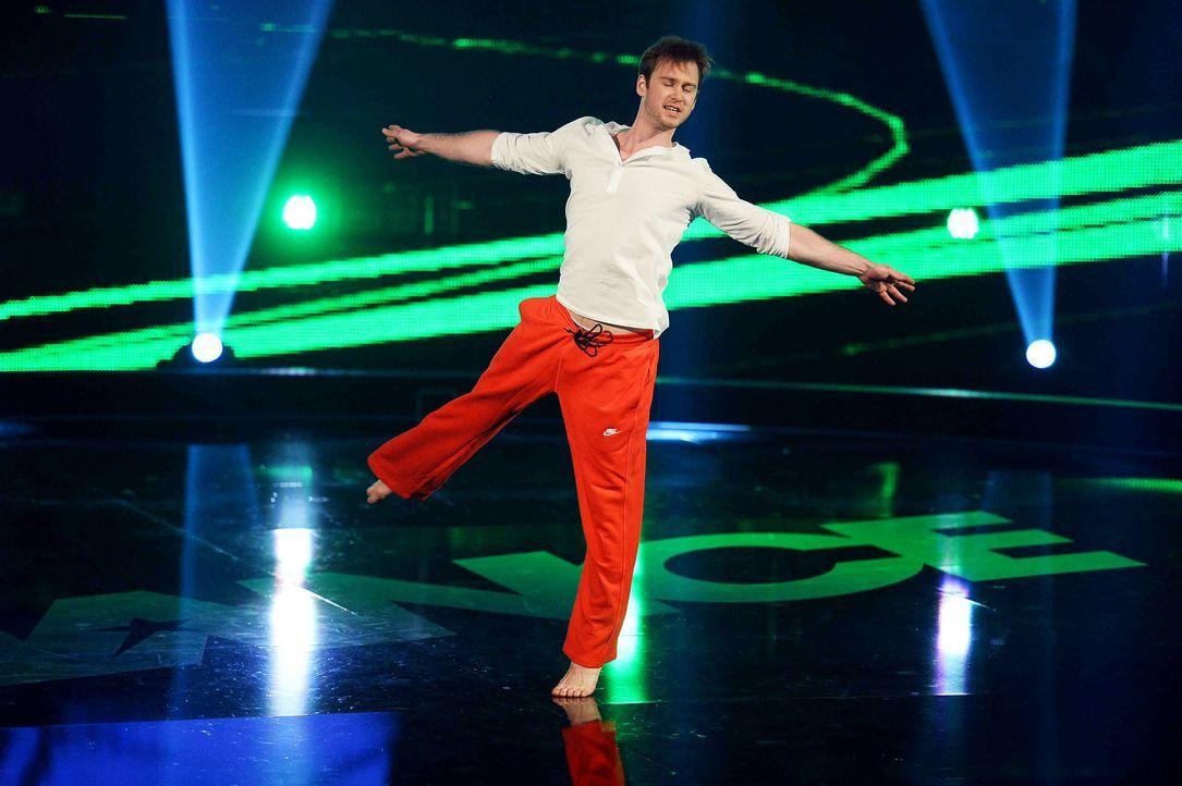 Got-To-Dance-Oleg-02-SAT1-ProSieben-Willi-Weber - Bildquelle: SAT.1/ProSieben/Willi Weber