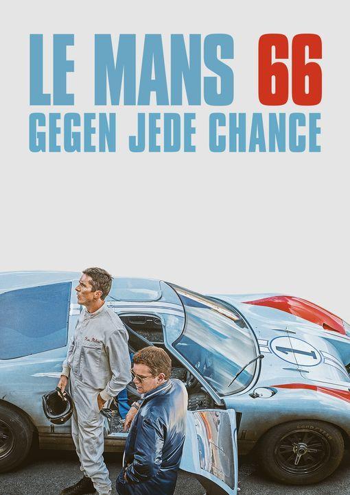 Le Mans 66 - Gegen jede Chance - Artwork - Bildquelle: 2019 Twentieth Century Fox Film Corporation. All rights reserved.