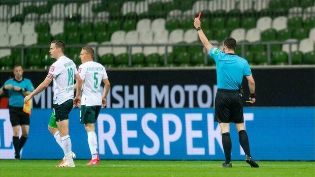 Fußballspiel Absagen Regeln