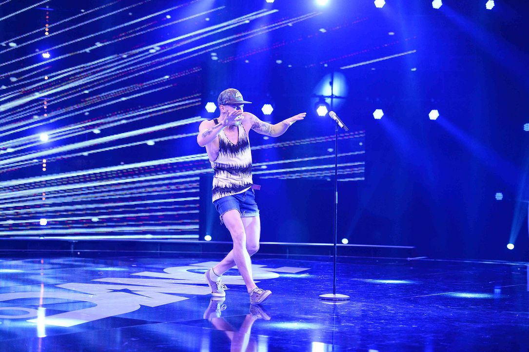 Got-To-Dance-Chris-Albert-08-SAT1-ProSieben-Willi-Weber - Bildquelle: SAT.1/ProSieben/Willi Weber