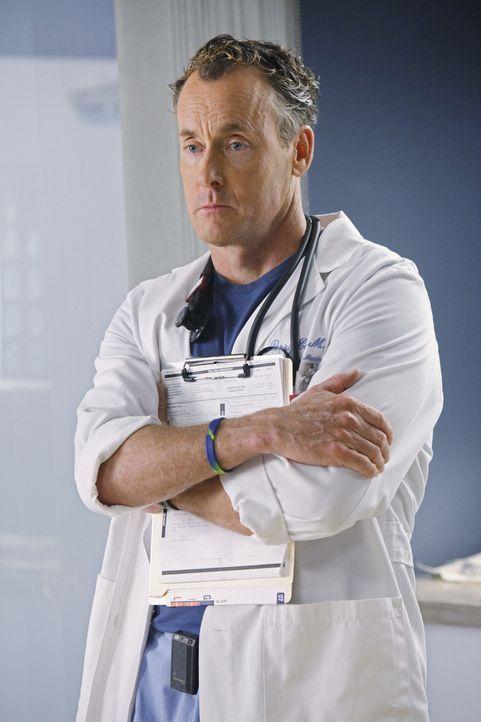 Macht Lucy, das Leben schwer: Dr. Cox' (John C. McGingley) ... - Bildquelle: Touchstone Television