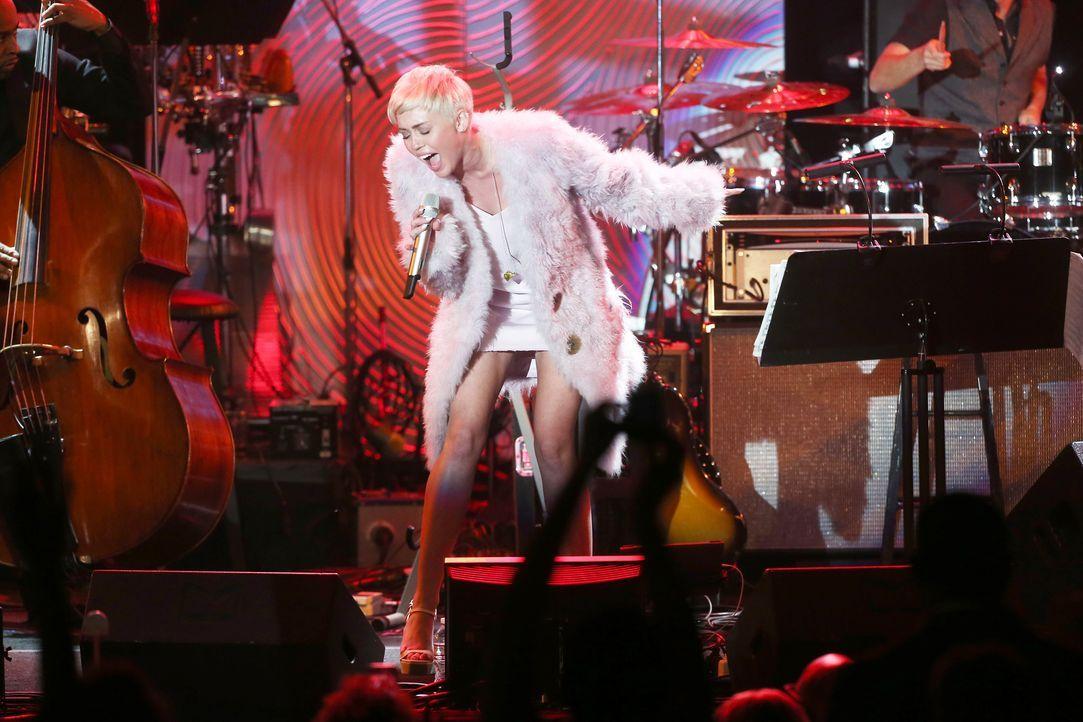 Grammy-Awards-Miley-Cyrus-14-01-26-getty-AFP - Bildquelle: AFP