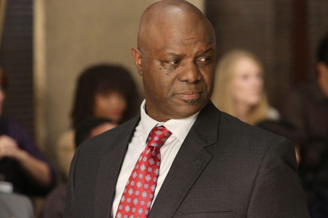 Dem taffen Anwalt Attorney Hamilton (Robert Ray Wisdom) scheint keine Kleinigkeit zu entgehen. Er ist sich seines Sieges sicher. Für die angeklagte... - Bildquelle: ABC Studios