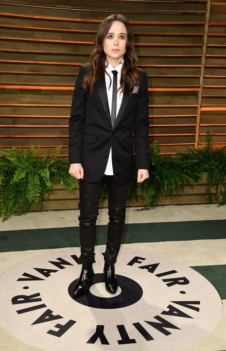 Oscars-Vanity-Fair-Party-Ellen-Page-140302-getty-AFP - Bildquelle: getty-AFP