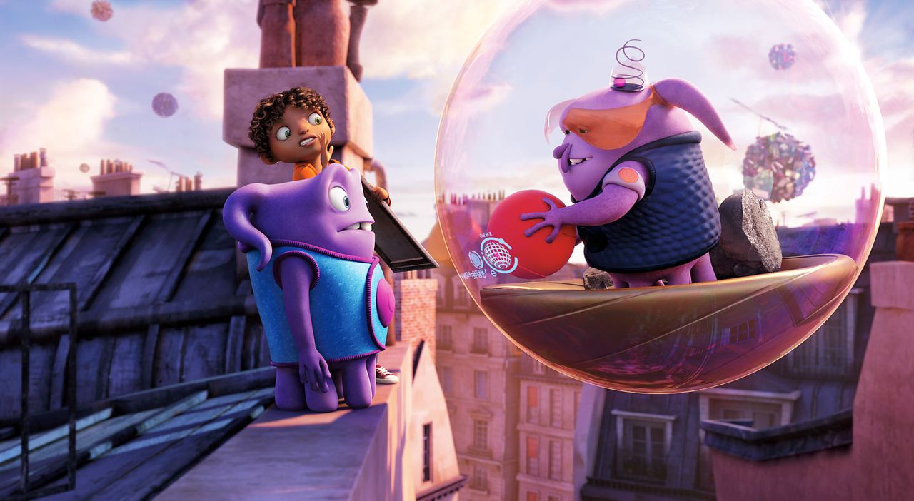 HOME-Ein-Smektakulaerer-Trip-16-DreamWorks-Animation-LLC - Bildquelle: DreamWorks Animation L.L.C.