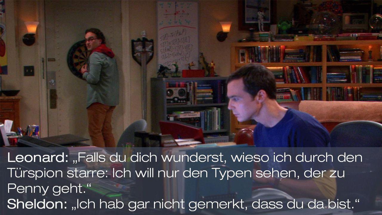 Staffel 6 Folge 8 - Zitat 5 - Bildquelle: Warner Brothers Television