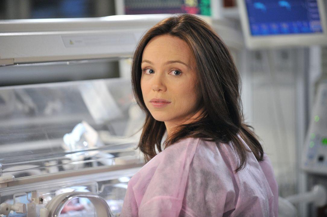 Alex versucht, Morgan (Amanda Fuller) zu meiden, da sie zu abhängig von ihm wird ... - Bildquelle: ABC Studios