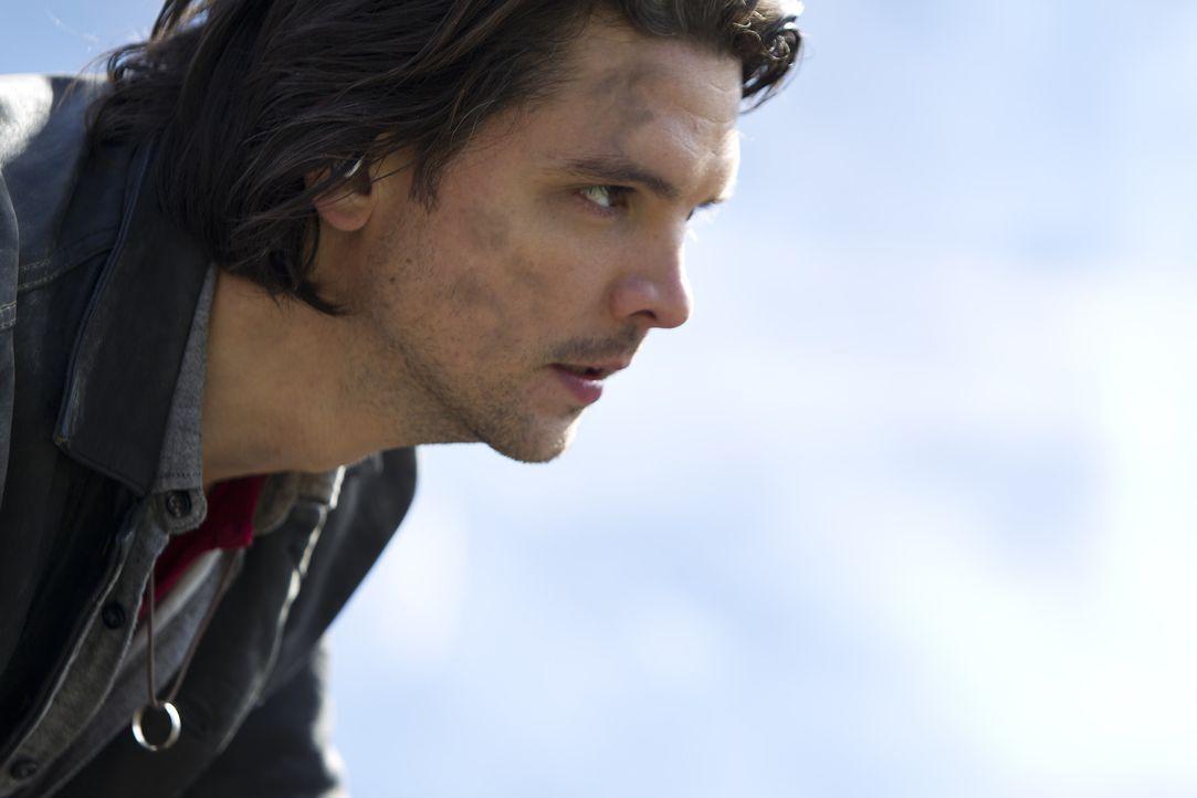 """Nachdem Matt es geschafft hat, Connor davon zu überzeugen, dass Philips """"New Dawn""""-Projekt das Ende allen Lebens auf der Welt bedeuten wird, gerät... - Bildquelle: ITV Plc"""