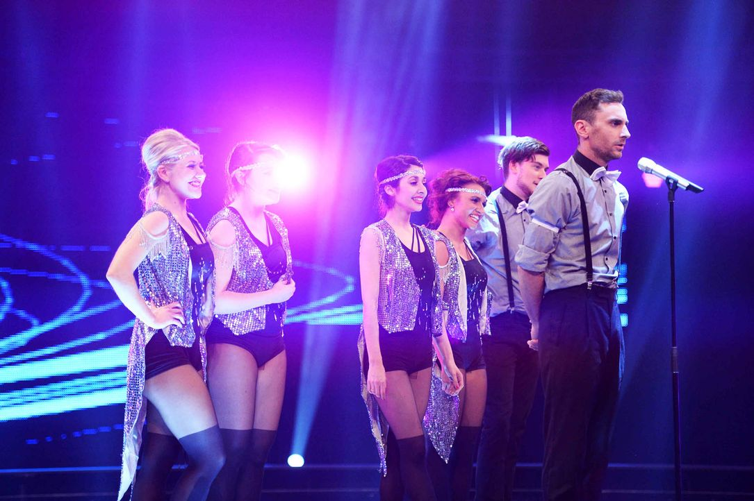 Got-To-Dance-CreaTionZ-08-SAT1-ProSieben-Willi-Weber - Bildquelle: SAT.1/ProSieben/Willi Weber
