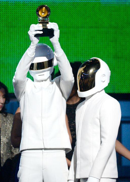 Grammy-Awards-Daft-Punk-14-01-26-getty-AFP - Bildquelle: getty-AFP
