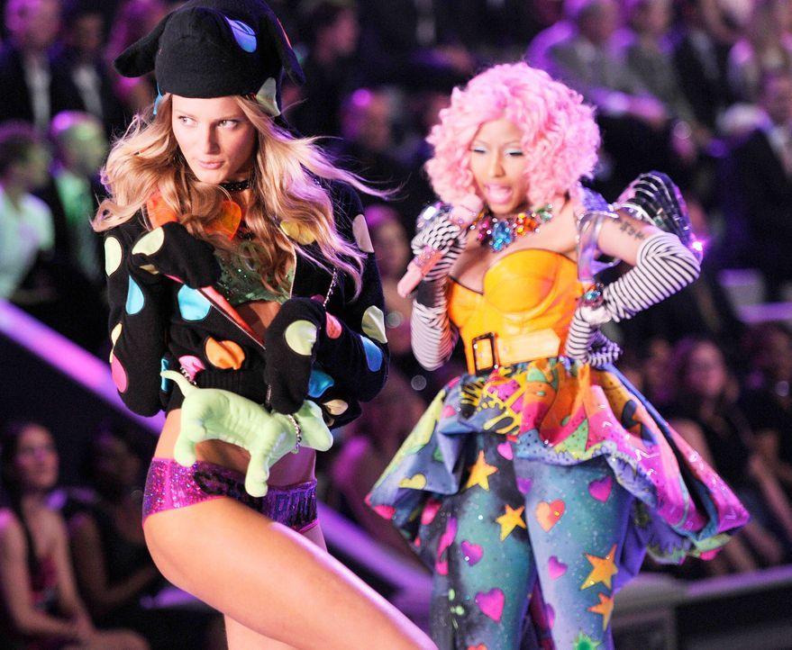 victoria-secret-fashion-show-2011-40-nicki-minaj-afpjpg 1900 x 1561 - Bildquelle: AFP