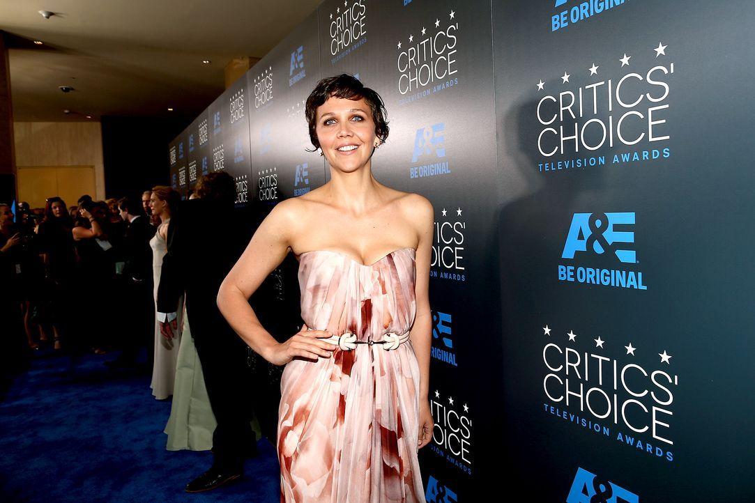 Maggie-Gyllenhaal-150531-getty-AFP - Bildquelle: getty-AFP