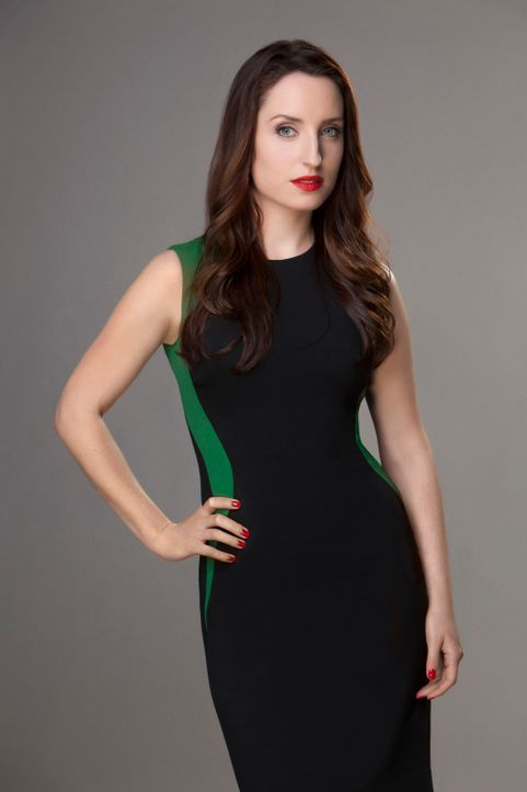 Kate (Zoe Lister-Jones)  - Bildquelle: 2013 CBS Broadcasting, Inc. All Rights Reserved.