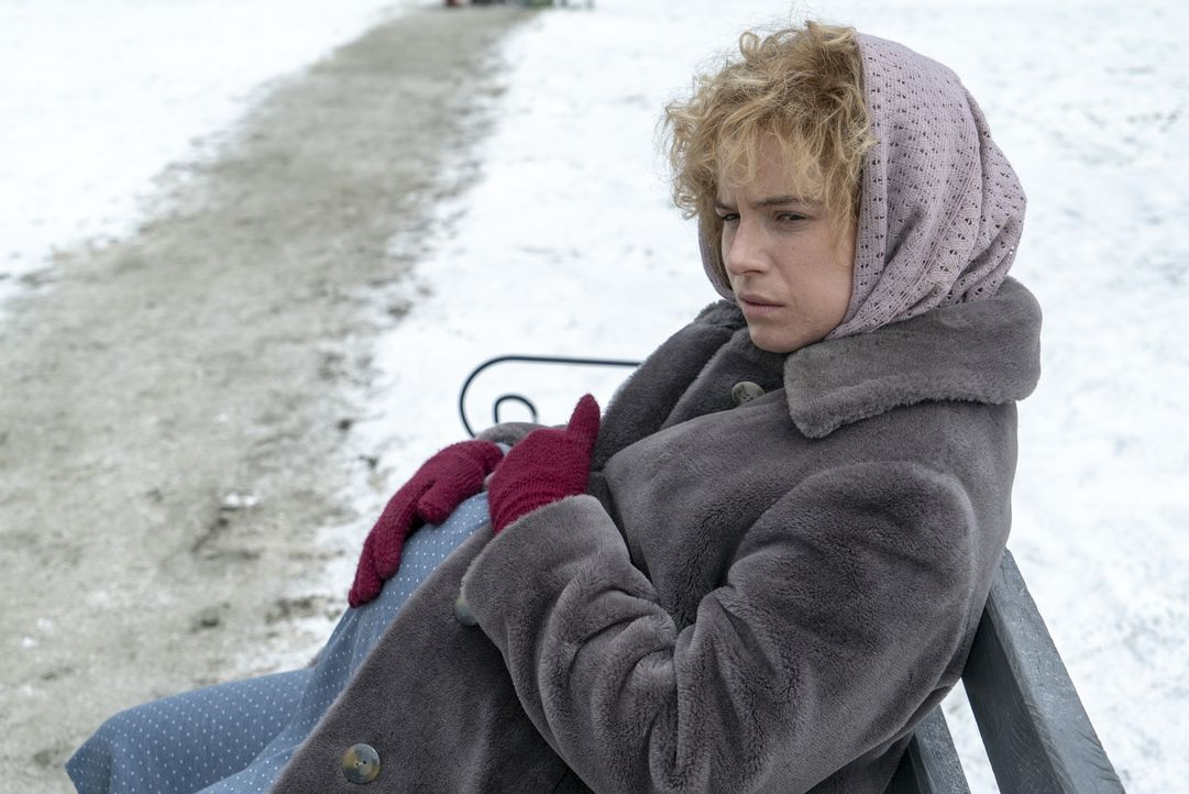 Ljudmila Ignatenko (Jessie Buckley) - Bildquelle: Sky UK Ltd/HBO